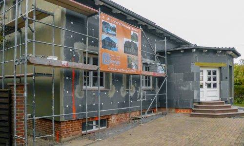 Fassadensanierung von Schwelgin